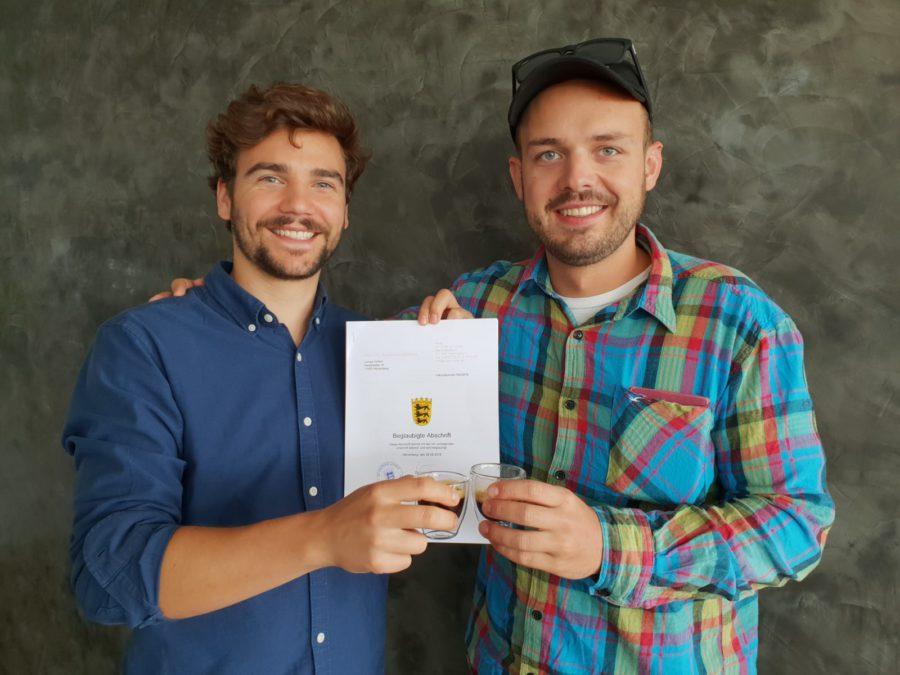 Es ist offiziell! Wir haben die cumpa GmbH gegründet. Vorschaubild