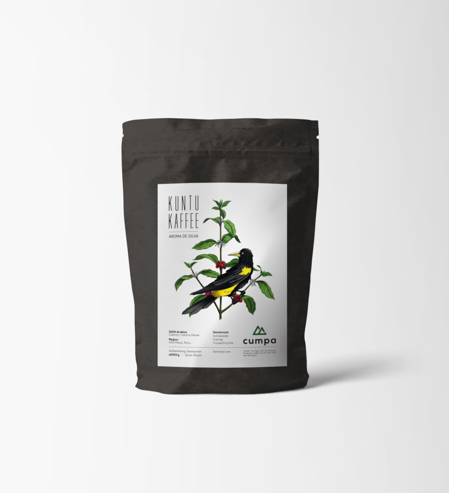 Kuntu Kaffee von cumpa