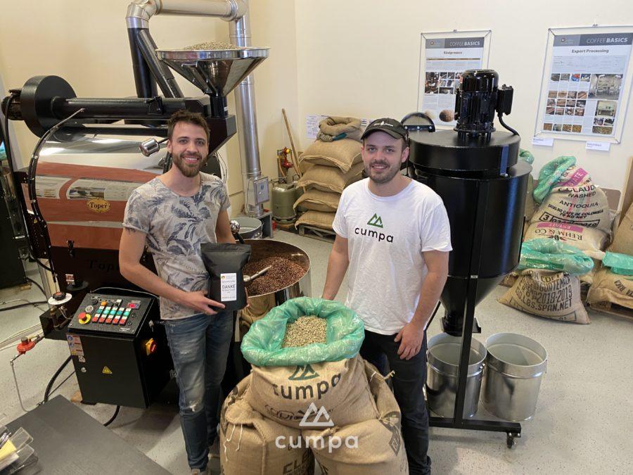 Soforthilfe-Kaffee in Zusammenarbeit mit Maycoffee Vorschaubild