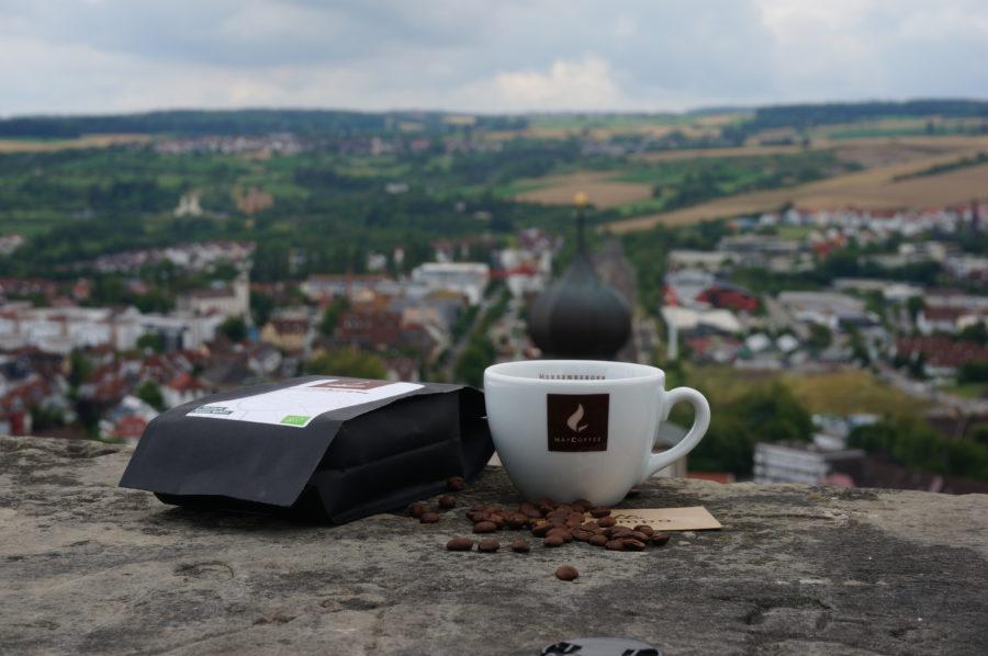 Herrenberger Stadtkaffee erfolgreich gestartet Vorschaubild