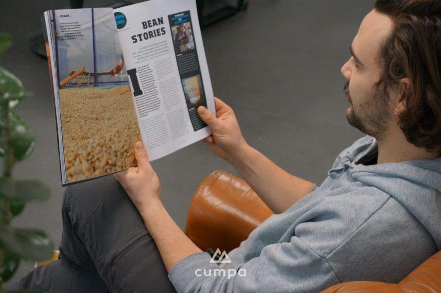 Artikel über cumpa-Kaffee aus Vietnam in der crema (01/2021) Vorschaubild