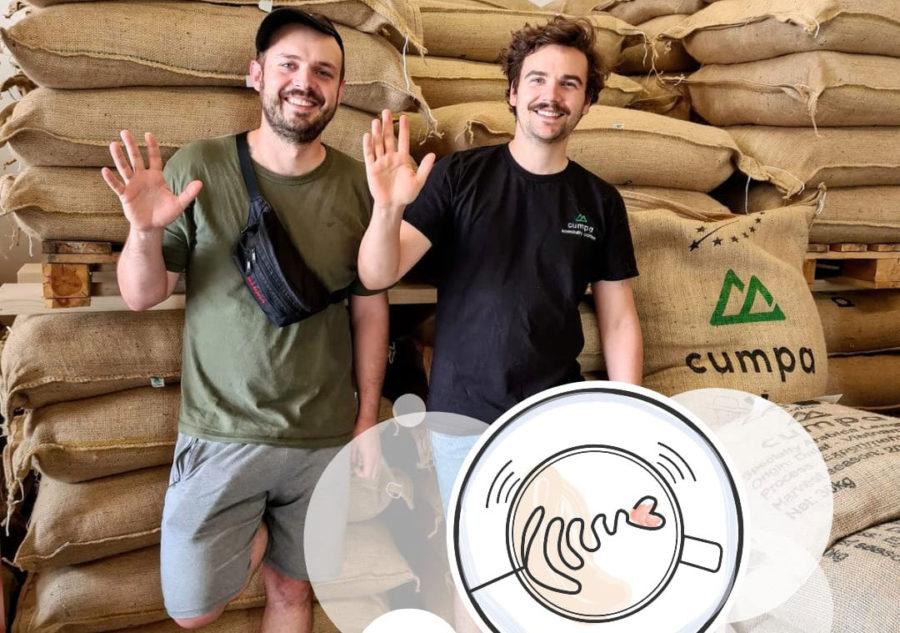 Zu Gast beim Kaffeesahne Podcast #41 Vorschaubild
